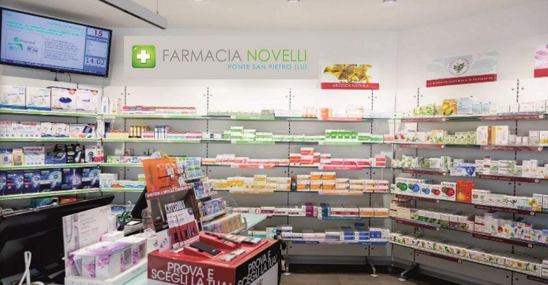 FARMACIA NOVELLI - promozione prodotti per la salute e la bellezza a Lucca