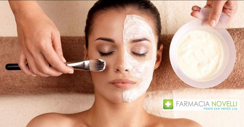 offerta trattamenti bellezza viso e prodotti per il viso Lucca - FARMACIA NOVELLI