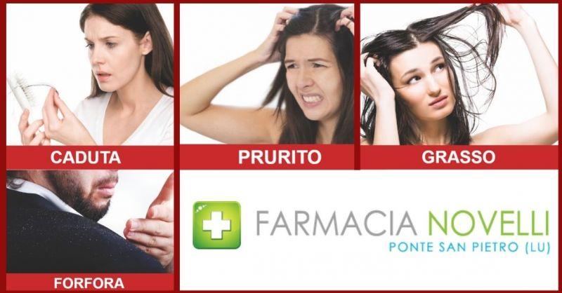 FARMACIA NOVELLI - promozione check up gratuito del cuoio capelluto