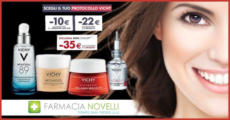 promozione prodotti per la pelle antieta a prezzi scontati Lucca - FARMACIA NOVELLI