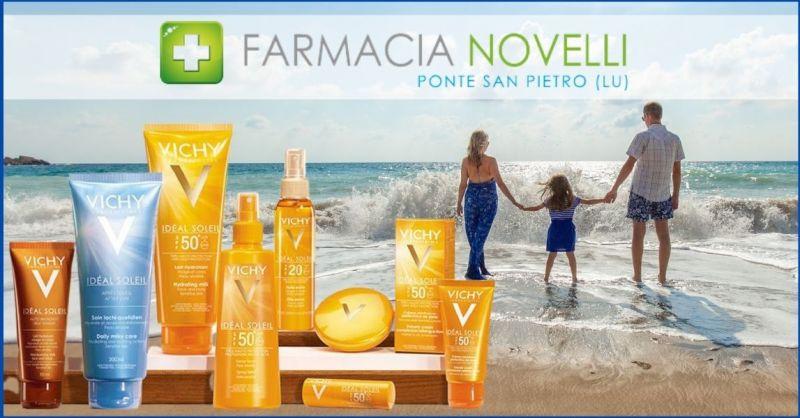 offerta prodotti solari e doposole VICHY - occasione prodotti per l abbronzatura Lucca
