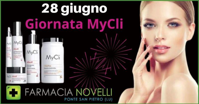 offerta trattamenti per la cura e la bellezza della pelle Lucca - promozione prodotti MYCLI
