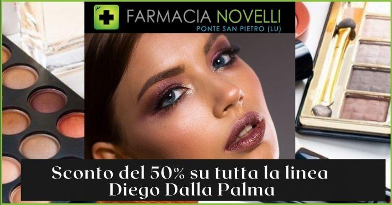 FARMACIA NOVELLI - offerta sconto strumenti e accessori trucco Diego dalla Palma