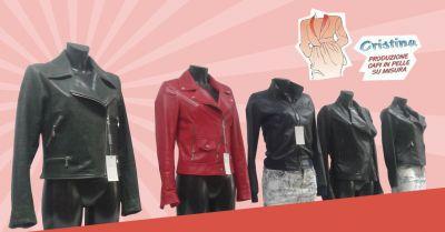 offerta vendita abbigliamento in pelle ancona occasione produzione abbigliamento in pelle ancona