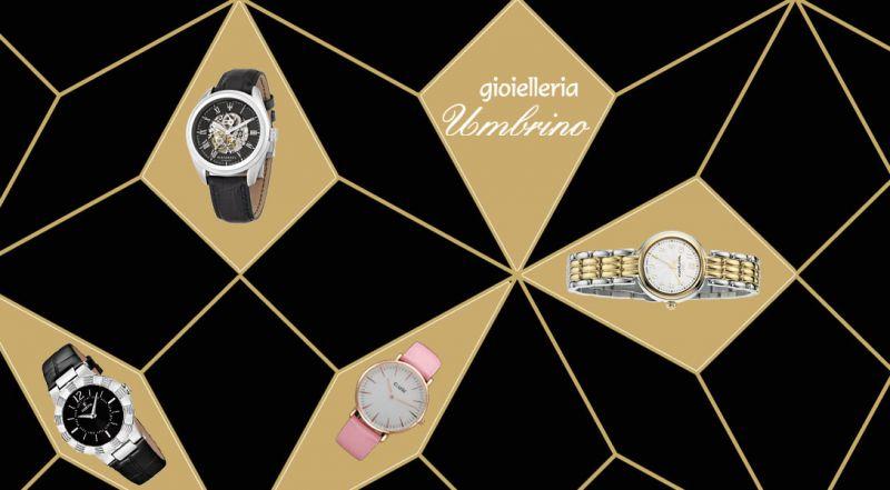 Gioielleria Umbrino - Offerta orologi da polso per uomo eleganti – promozione orologi donna migliori marche