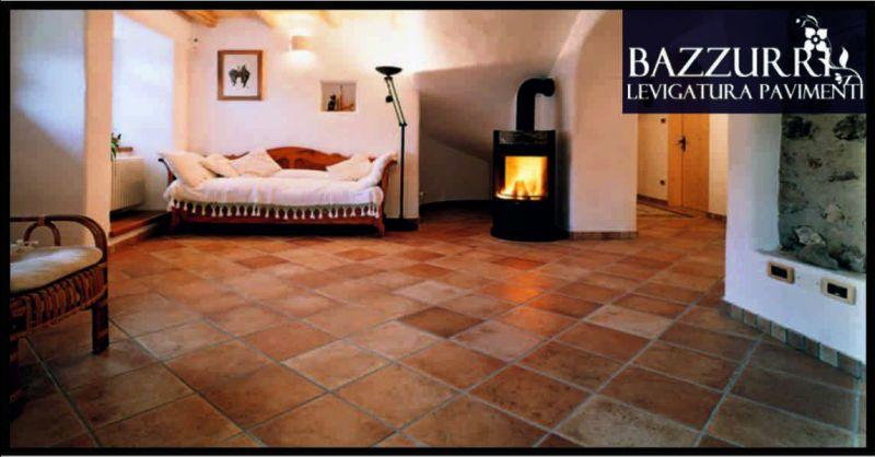 Bazzurri offerta trattamento pavimenti in cotto a citta' di castello
