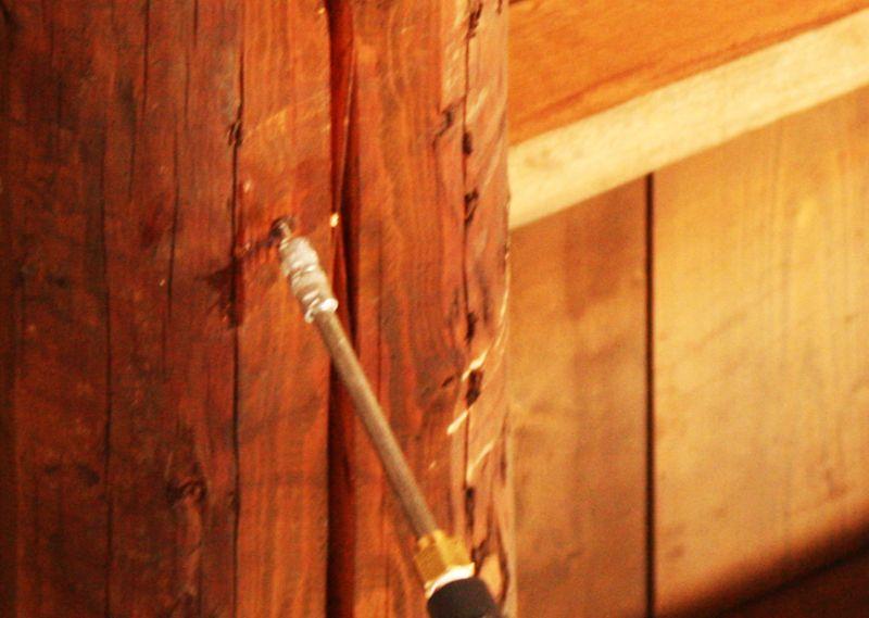 Bazzurri offerta trattamento antitarlo - occasione trattamento travi in legno Spoleto