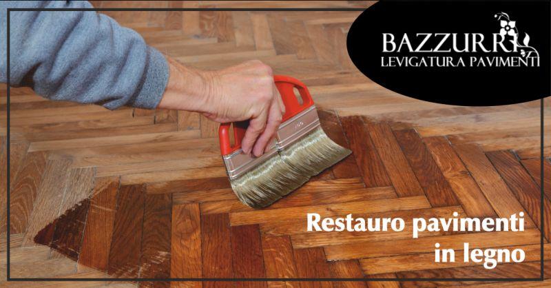 bazzurri offerta restauro pavimenti in legno - occasione recupero pavimenti antichi perugia