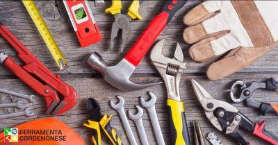 ferramenta cordenonese offerta duplicazioni chiavi occasione vendita utensileria fai da te