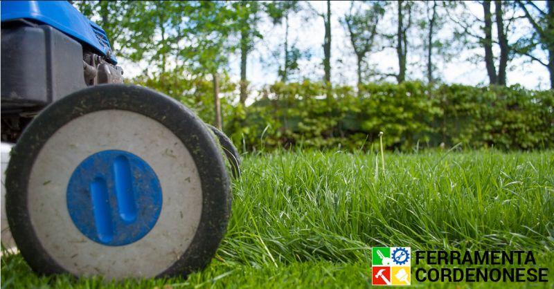 FERRAMENTA CORDENONESE - Offerta riparazione ed assistenza macchine da giardino Pordenone