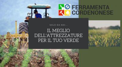 offerta rivenditore autorizzato macchinari da giardino a pordenone occasione vendita decespugliatori trattoria taglia erbe a prezzi scontati a pordenone