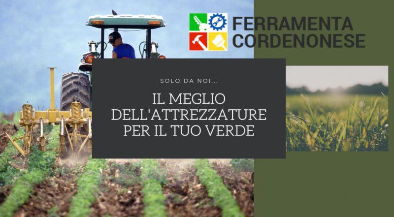 Offerta rivenditore autorizzato macchinari da giardino a Pordenone – Occasione vendita decespugliatori, trattoria taglia erbe a prezzi scontati a Pordenone