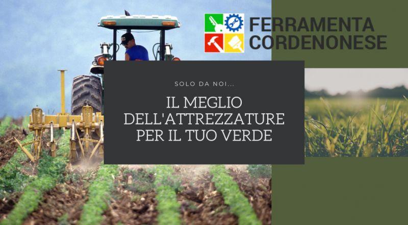 Offerta rivenditore autorizzato macchinari da guardino a Pordenone – Occasione vendita decespugliatori, trattoria taglia erbe a prezzi scontati a Pordenone