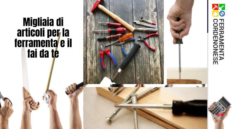 Offerta ferramenta specializzata nei fai da te a Pordenone – occasione ferramenta specializzata a Pordenone