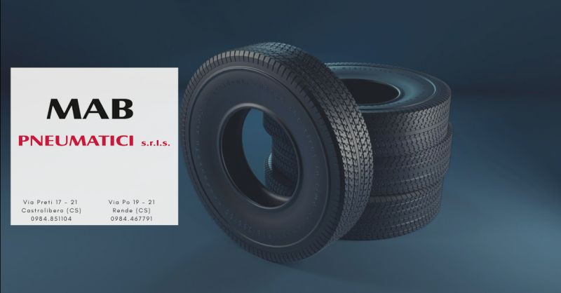 Offerta sostituzione pneumatici cosenza - offerta pneumatici michelin cosenza - gommista rende