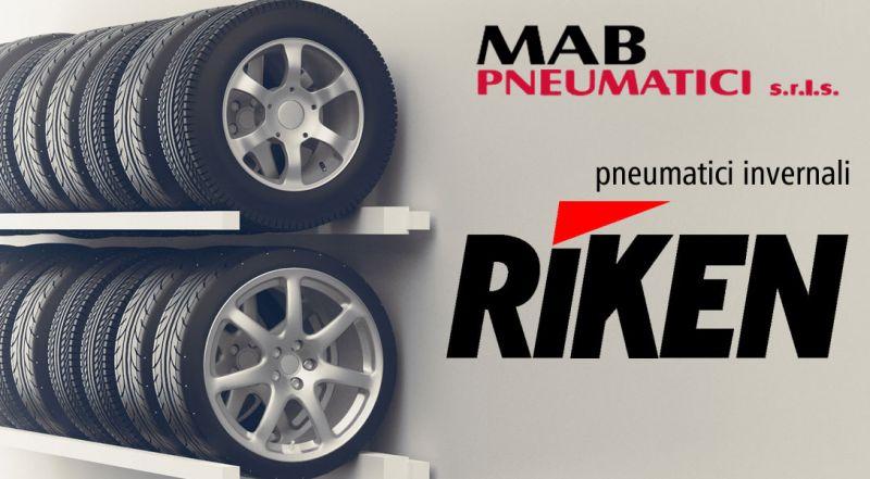 Offerta pneumatici invernali Riken Cosenza – Promozione cambio gomme invernali Rende