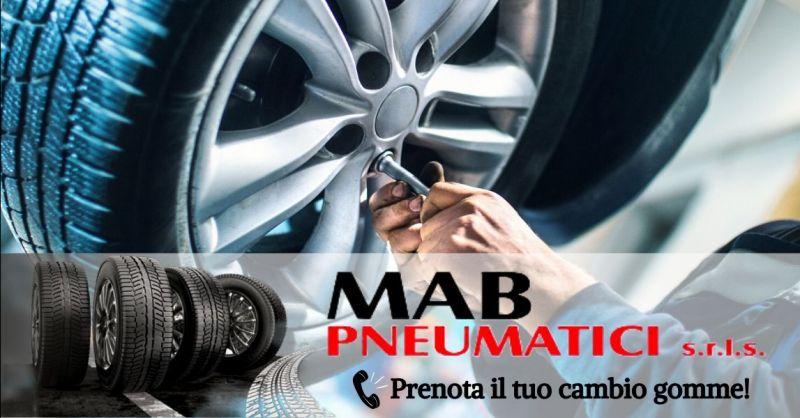 Offerta cambio gomme estive Castrolibero - occasione sostituzione pneumatici con deposito Rende