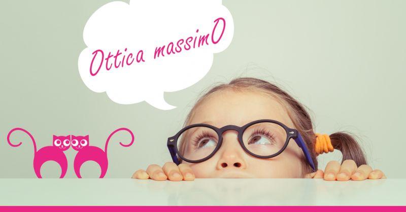 OTTICA MASSIMO - offerta Occhiali da Vista per Bambini Castelfidardo Ancona