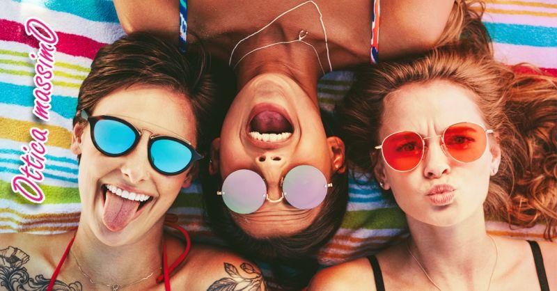 OTTICA MASSIMO offerta serigrafie su occhiali - promozione occhiali con lenti polarizzate