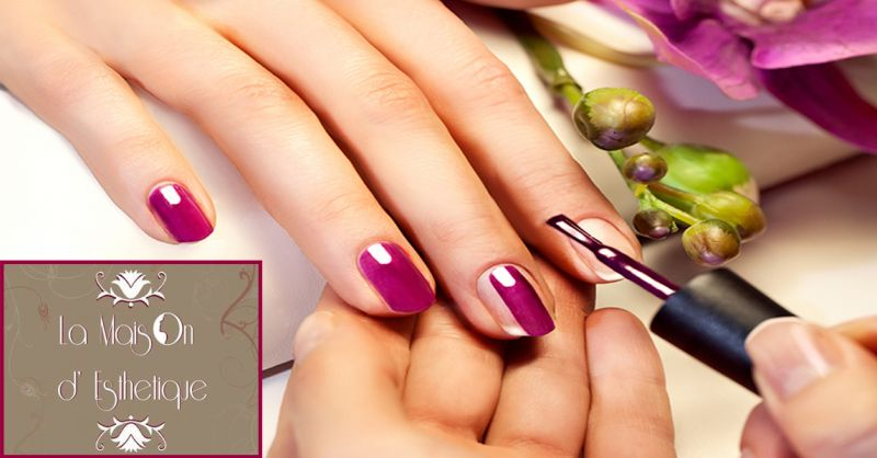 offerta ricostruzione unghie manicure Roma - occasione gel mani refill unghie smalto Roma