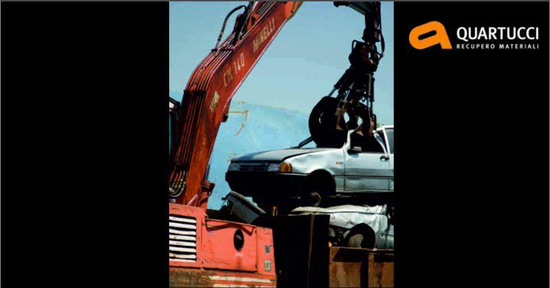 Autodemolizione Quartucci offerta rottamazione auto - occasione demolizione auto Umbertide
