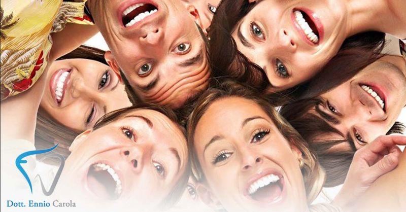 Offerta Sbiancamento Dentale Roma - Occasione Sbiancamento professionale Denti zona Talenti