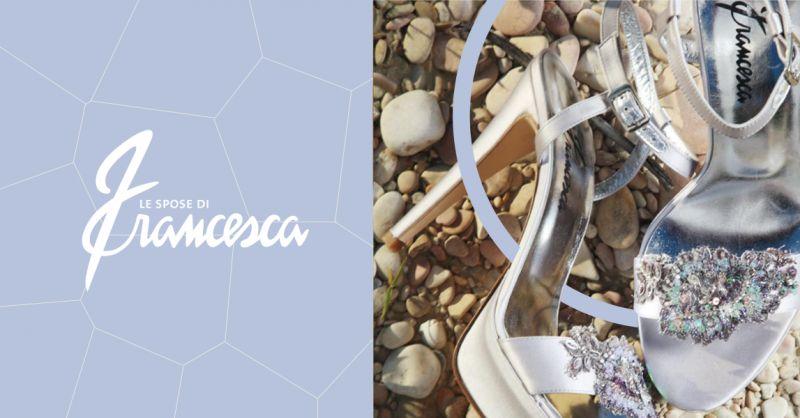 FRANCESCA offerta calzature sposa cerimonia civitanova - occasione accessori sposa civitanova