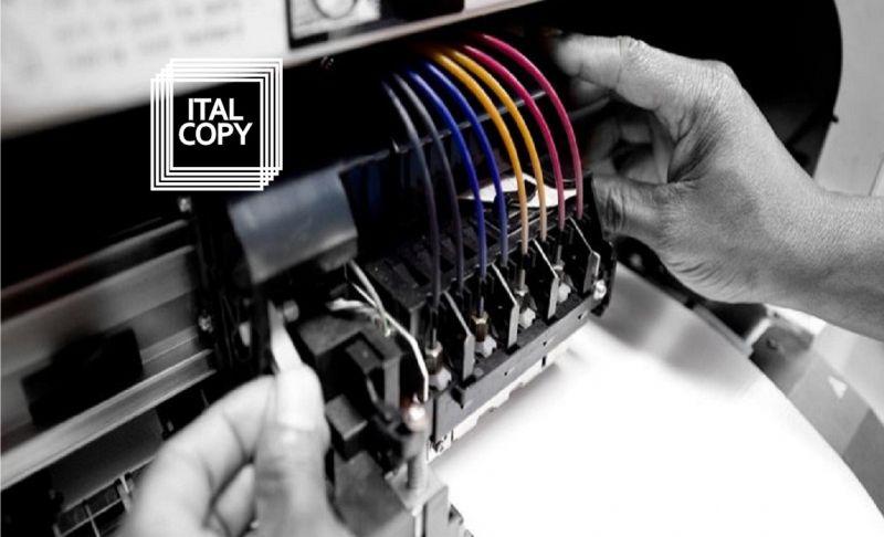 ITALCOPY offerta assistenza stampanti - occasione assistenza macchine ufficio