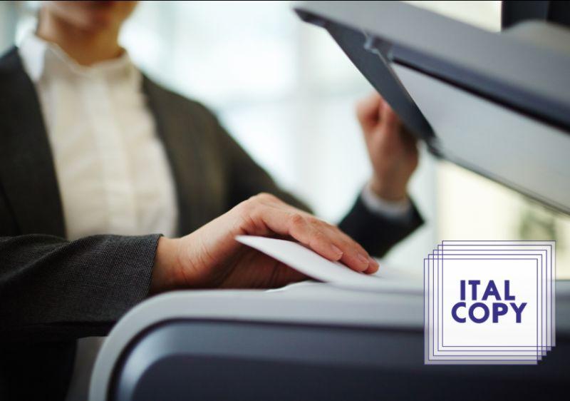 ITALCOPY offerta vendita sistemi multifunzione all in one – promozione stampanti multifunzionali