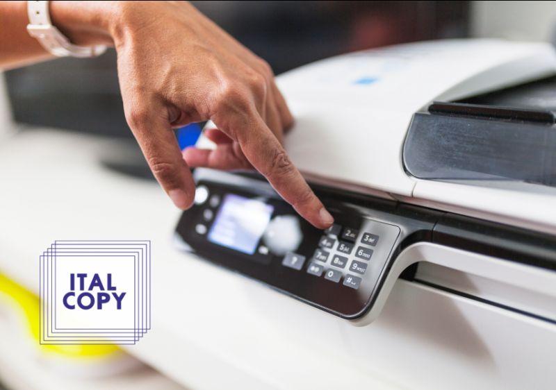 ITALCOPY offerta noleggio fotocopiatrici multifunzione - promozione noleggio stampanti multifunzione