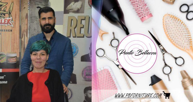 PUNTO BELLEZZA SINNAI Shop OnLine - offerta forniture e prodotti per parrucchieri estetiste