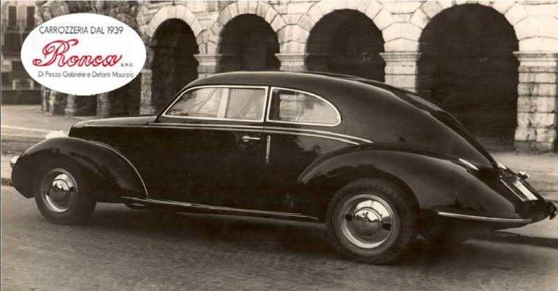 CARROZZERIA RONCA offerta restauro auto d epoca - occasione servizio ripristino veicoli d epoca