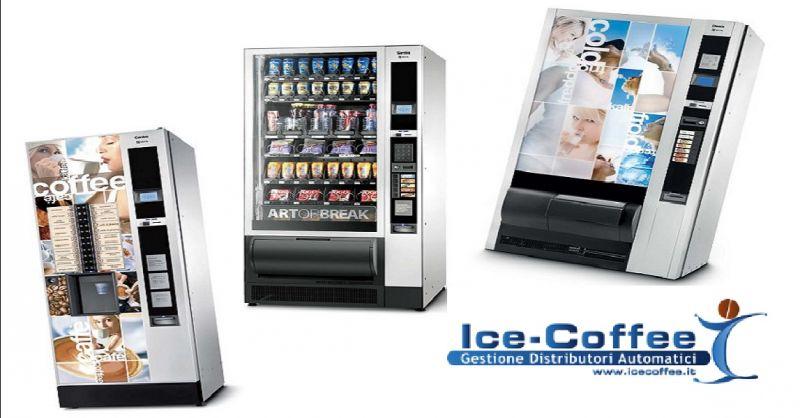 ICE COFFEE SNC offerta distributori automatici - occasione ristorazione automatica a Verona