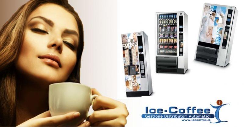 Offerta servizio di ristorazione automatica - occasione installazione distributori caffe Verona