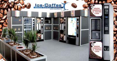 ice coffee offerta realizzazione aree ristoro personalizzate verona