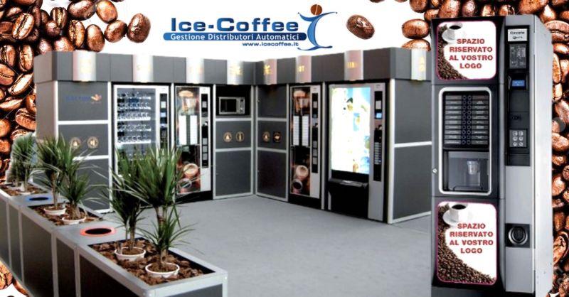ICE COFFEE - Offerta realizzazione aree ristoro personalizzate Verona