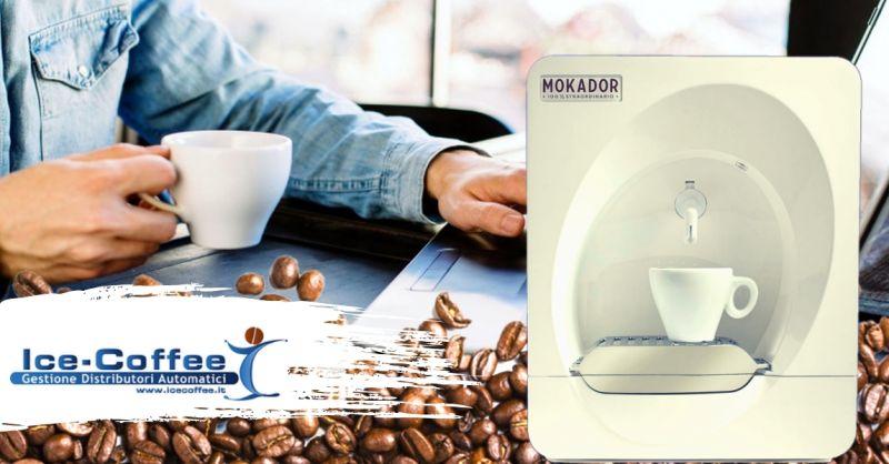 ICE COFFEE - Offerta vendita distributore automatico di piccole dimensioni Verona