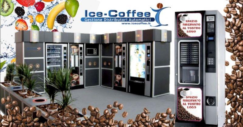 Offerta vendita distributori automatici caffè personalizzati - Occasione fornitura distributori snack Verona