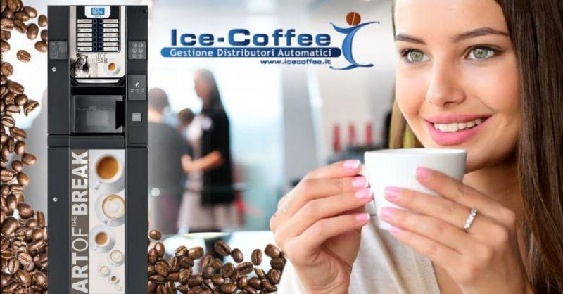 Offerta installazione distributori caffè di design Verona - Occasione distributori caffè per uffici Verona