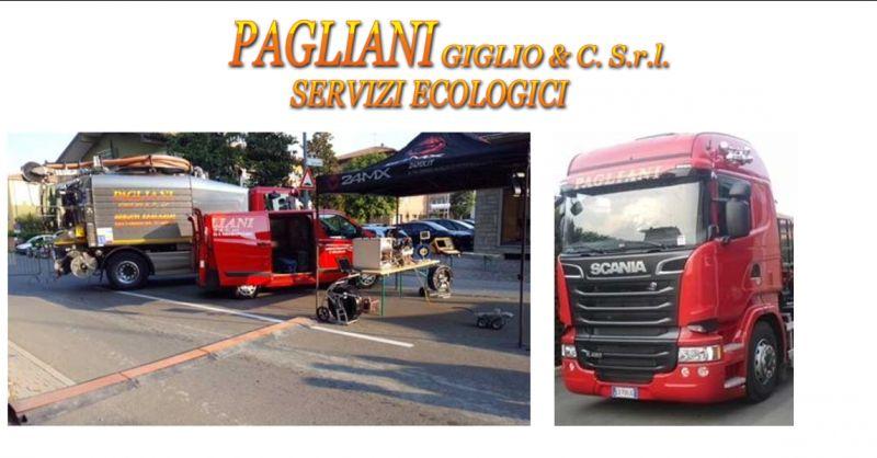 PAGLIANI GIGLIO & C. SRL - Offerta videoispezione e disostruzione di colonne di scarico Modena