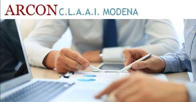 arcon claai offerta servizio fiscale a modena occasione servizio per successioni e volture