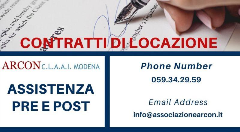 Offerta assistenza per verifica idoneità locali – Vendita pratiche di aggiornamento ISTAT e registrazione