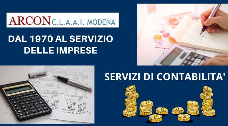 Occasione servizio di contabilità ordinaria a Modena – Offerta calcolo e versamento dell'imposta a Modena
