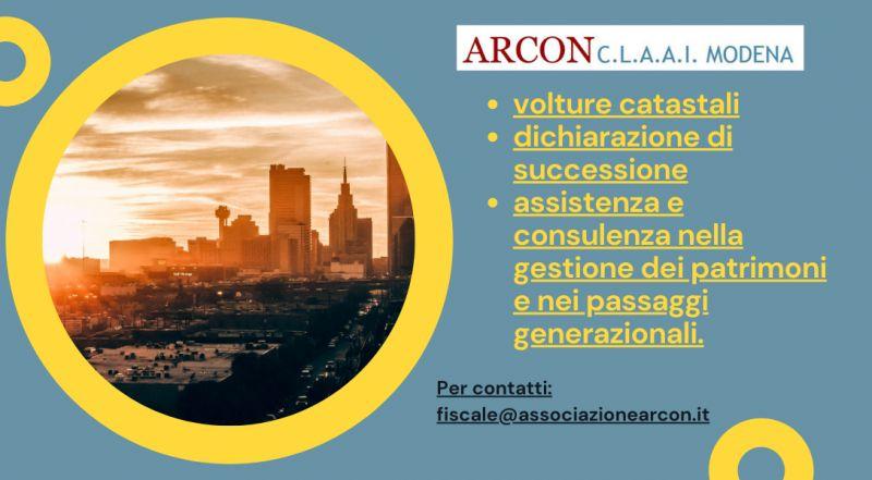 Occasione aiuto nelle volture catastali a Modena – occasione GESTIONE DEI PATRIMONI e nei PASSAGGI GENERAZIONALI a Modena