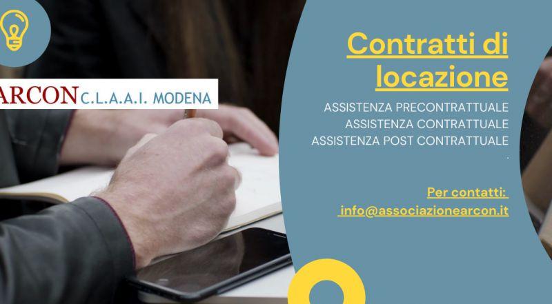 Offerta assistenza contratti di locazione a Modena – Occasione Pratiche di aggiornamento ISTAT e registrazione a Modena