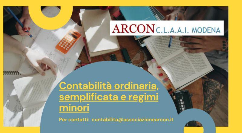 Occasione aiuto nella gestione di Contabilità ordinaria, semplificata e regimi minori a Modena – Offerta aiuto nella Compilazione e presentazione periodiche e annuali IVA a Modena