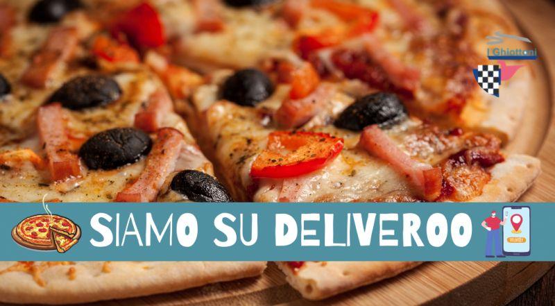Offerta vendita pizza napoletana con servizio delivery su Deliveroo a Novara – occasione pizzeria a Novara con consegna gratuita su Deliveroo a Novara
