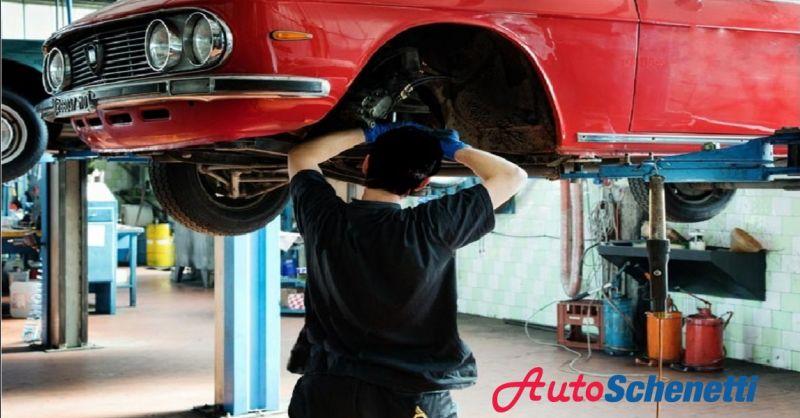 AUTO SCHENETTI offerta vendita auto multimarca a Sassuolo - occasione carrozzeria auto Modena