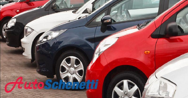 AUTO SCHENETTI offerta vendita auto nuove a Sassuolo - occasione auto usate a Sassuolo