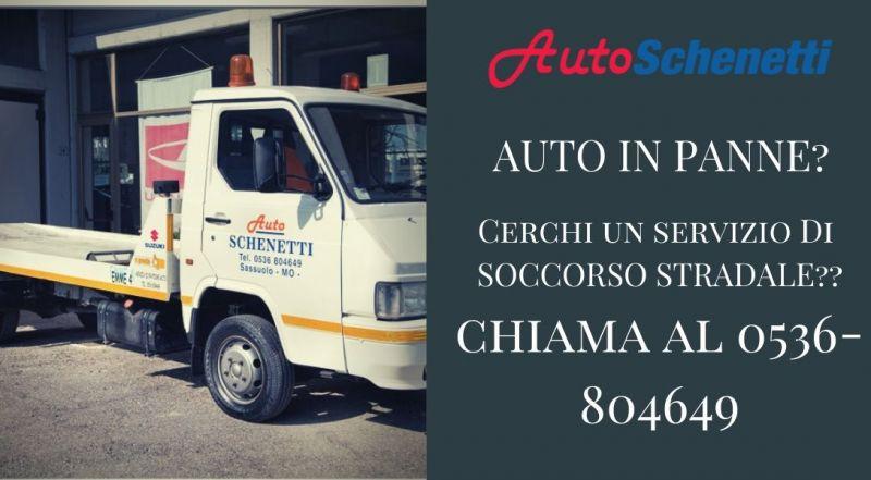 Offerta servizio si soccorso stradale a Modena – Occasione carro attrezzi per auto in panne a Modena